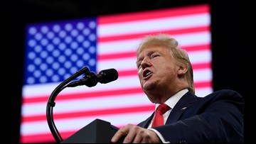 President Trump expected to attend the LSU-Alabama football game