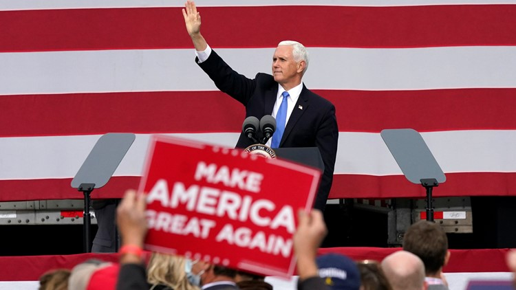 VP Mike Pence, Donald Trump Jr. to campaign in Michigan ...